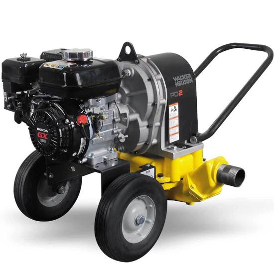 Wacker PDT 2A Pump with Honda Motor