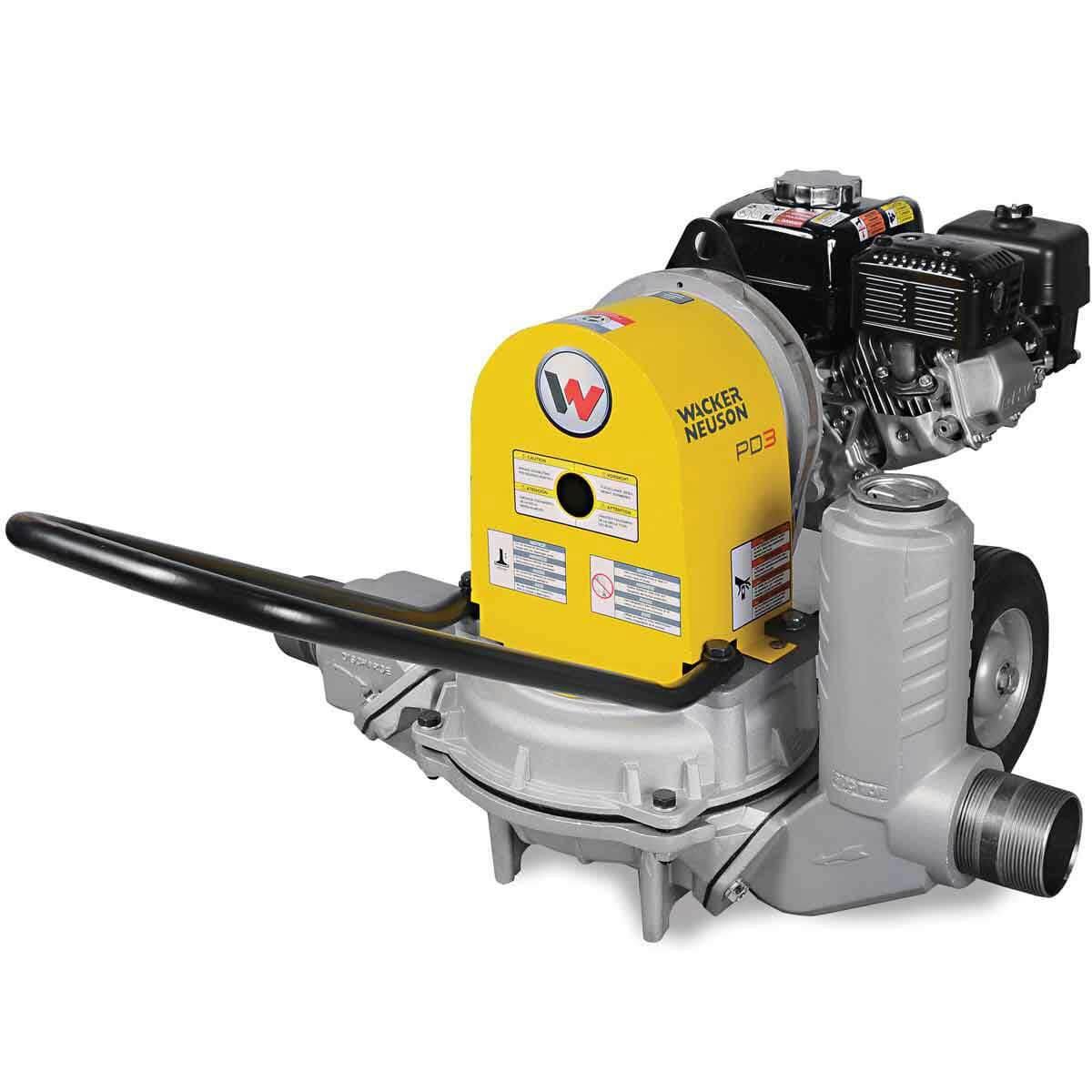 5000620773 DT 3A 3 inch Diaphragm Trash Pump