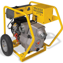 "Wacker Neuson PTS4V 4"" Centrifugal Trash Pump"