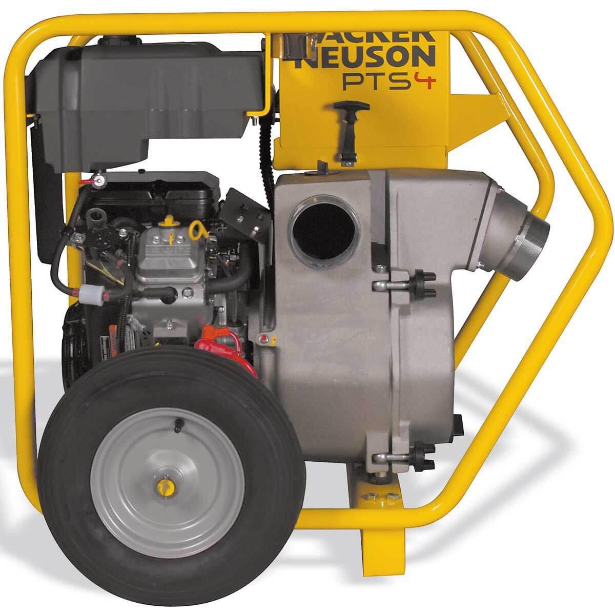 Easy Transport Wacker Neuson Centrifugal Trash Pump