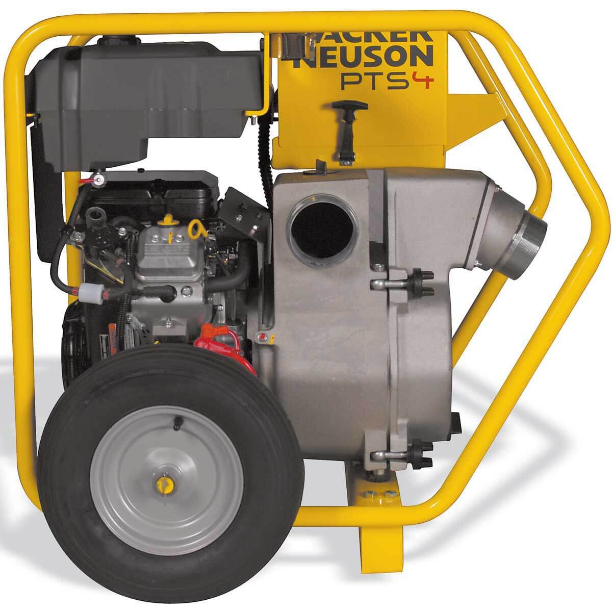 Easy Transport Wacker Neuson Centrifugal Trash Pump
