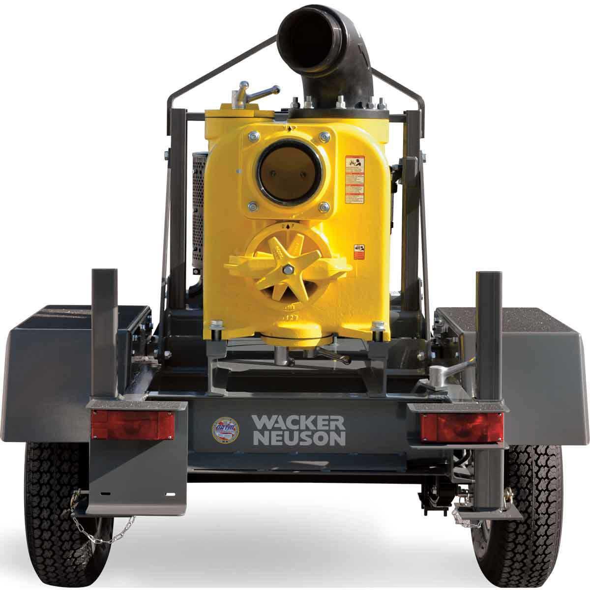 5200017430 Wacker Neuson PTS Pump with 2 inch Ball