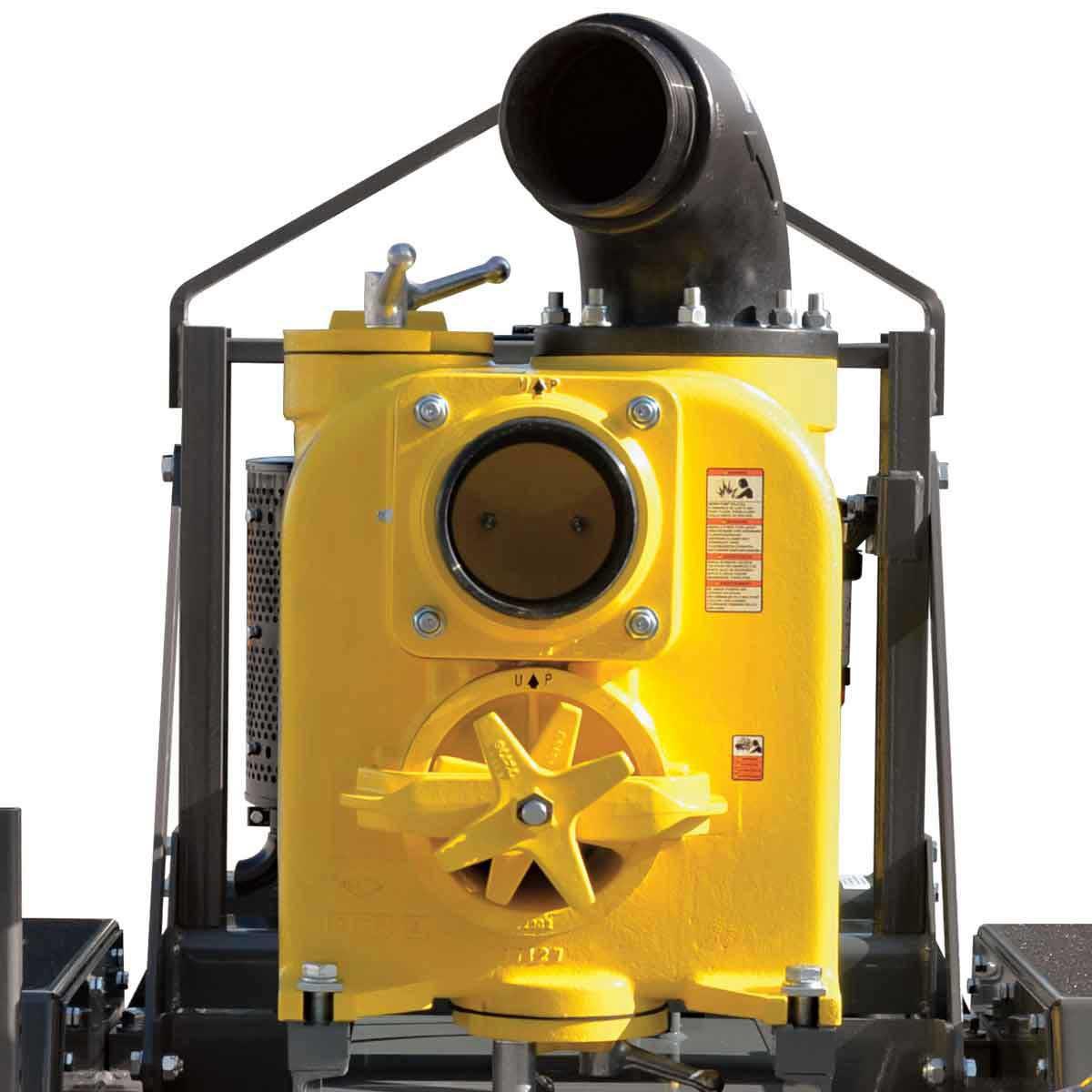 5200017434 Wacker Neuson PTS 6 inch Trash Pump
