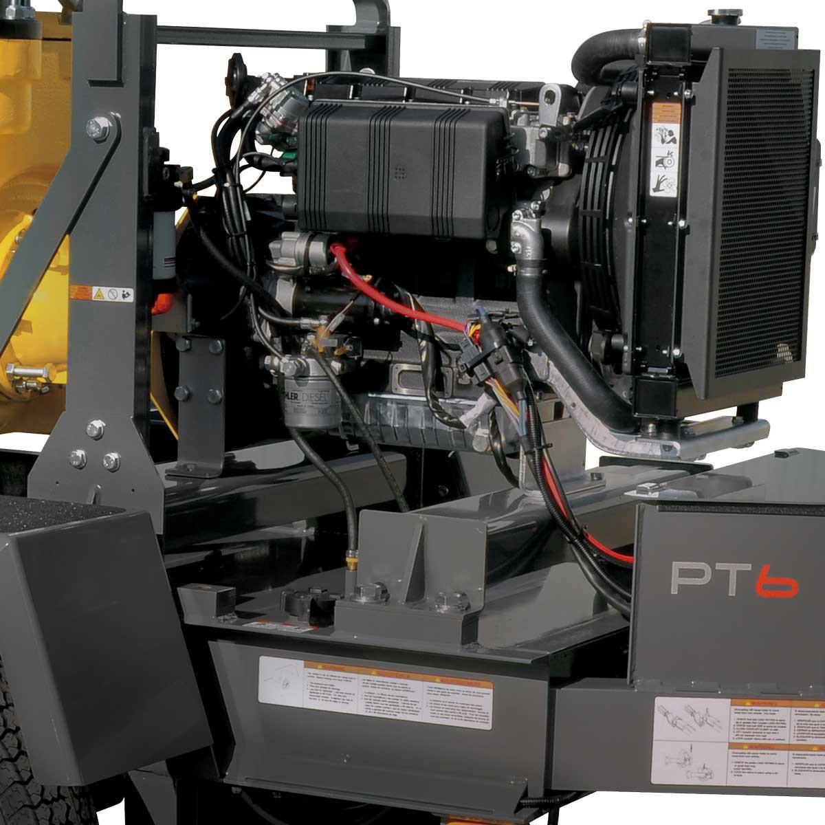 1300 GPM Wacker Neuson Trash Pump