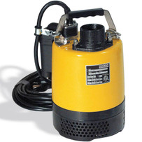 2 inch Submersible Pump 110V Automatic Switch Wacker Neuson