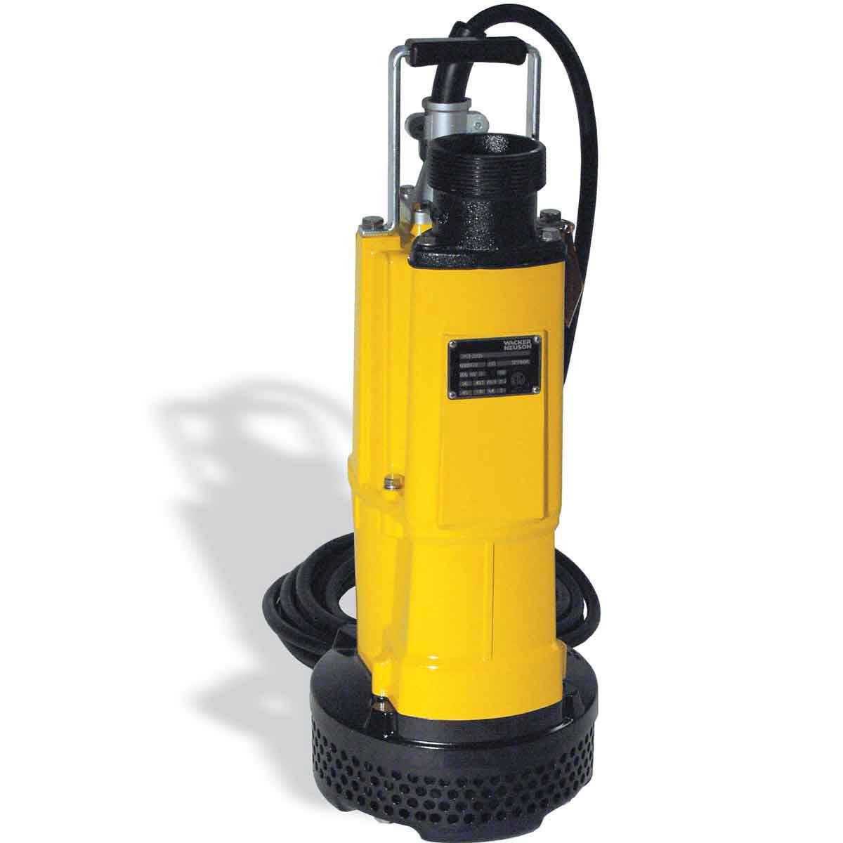 Wacker Neuson 3 inch Submersible Pump 220V 3 Phase PS3
