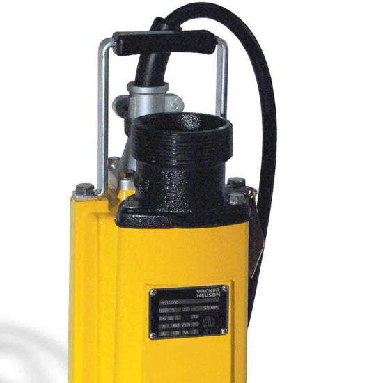 Wacker PS 3 2200 Pump Discharge Port