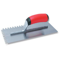 Marshalltown QLT Soft Grip Square Notched Trowels