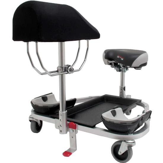 Racatac Roller Knee Pad Tool Tray