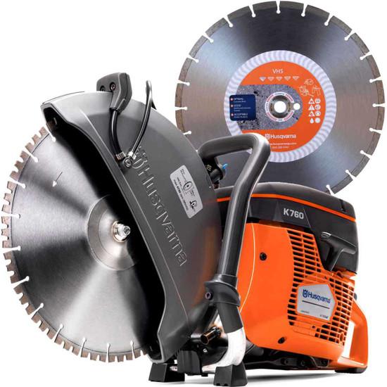 Husqvarna K760 II Power cutter vh5
