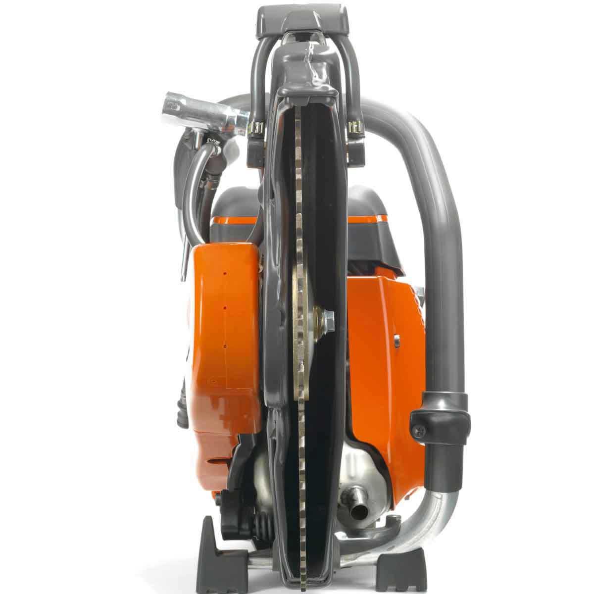 Husqvarna K760 II Power cutter side