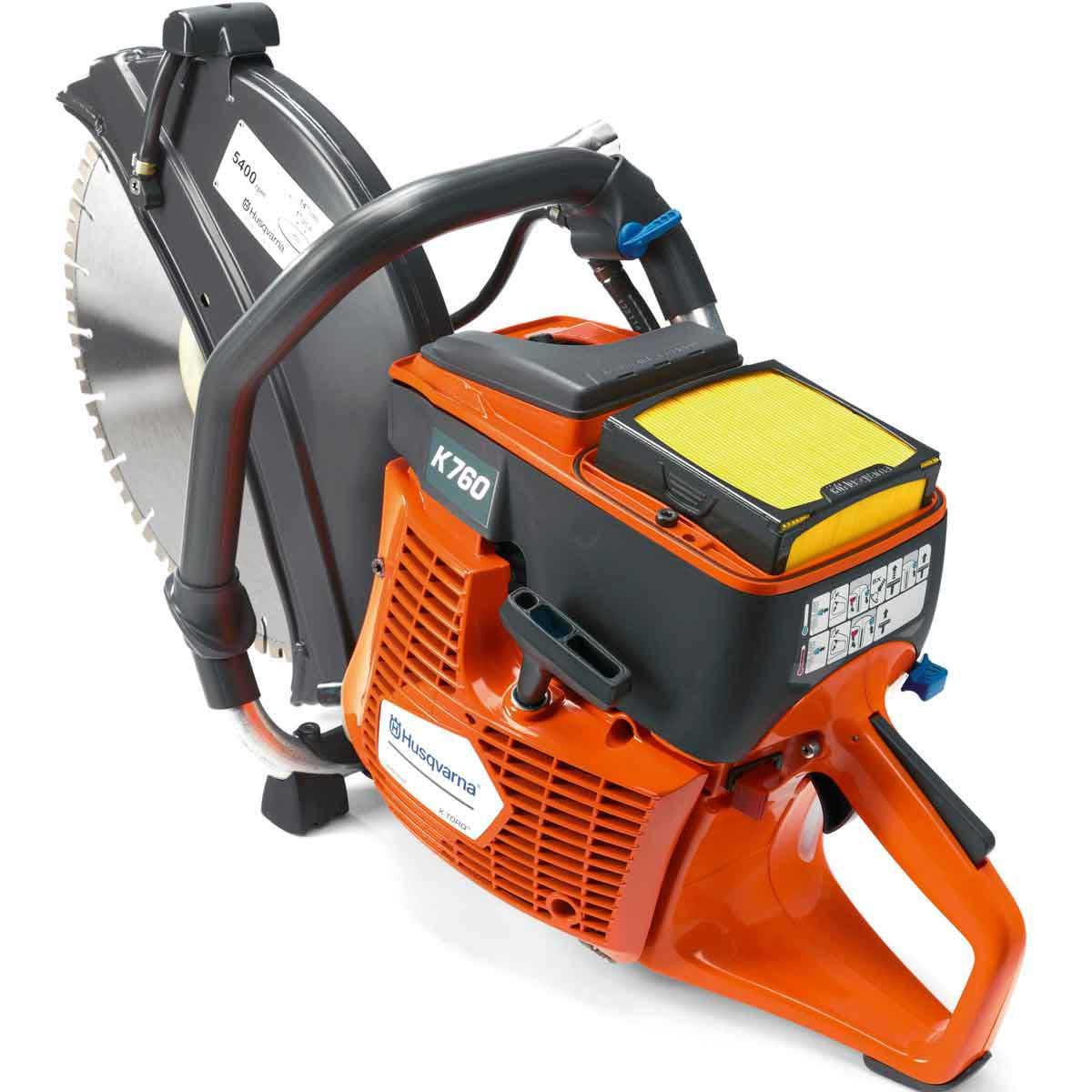 Husqvarna K760 Power cutter filter