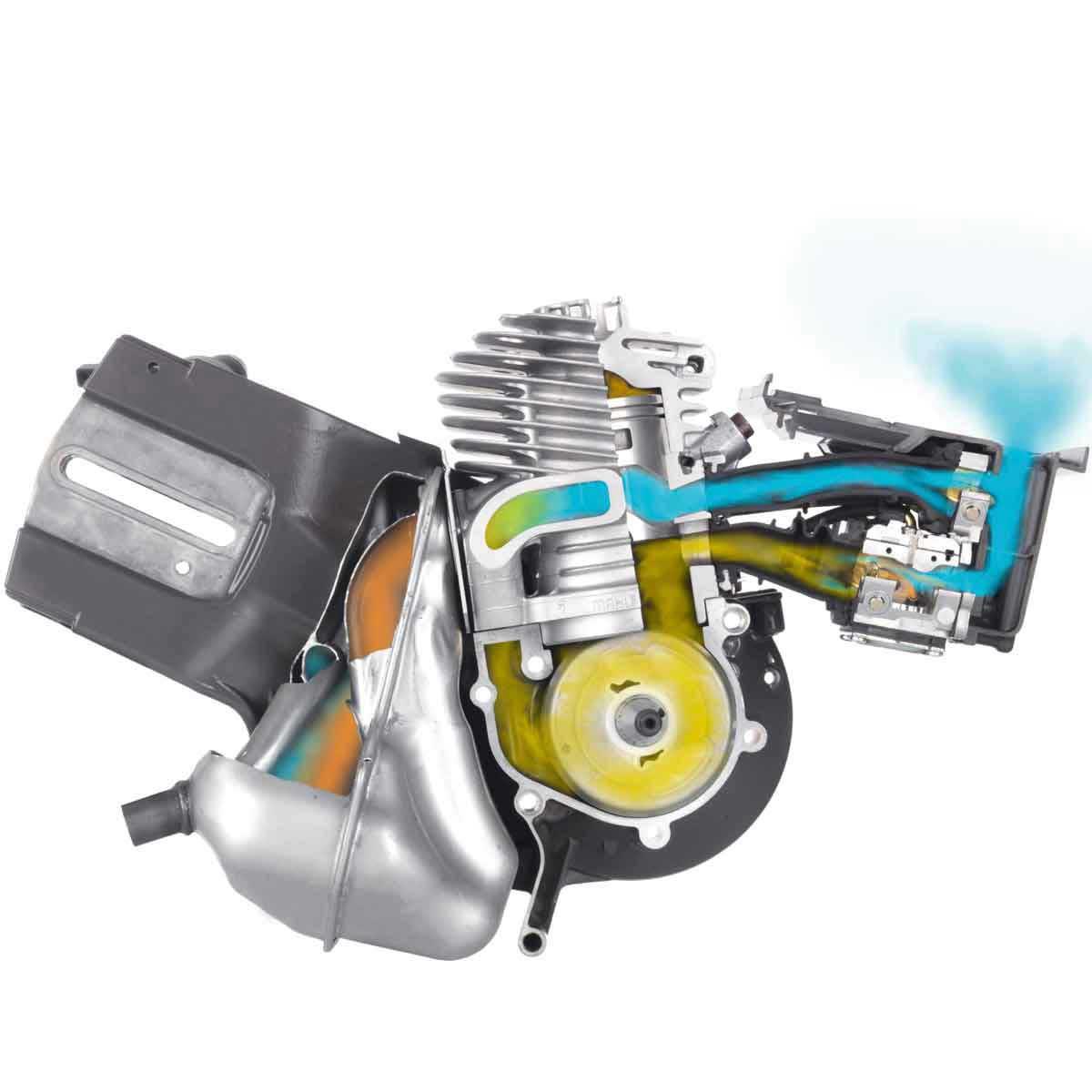 Husqvarna Power cutter carburetor