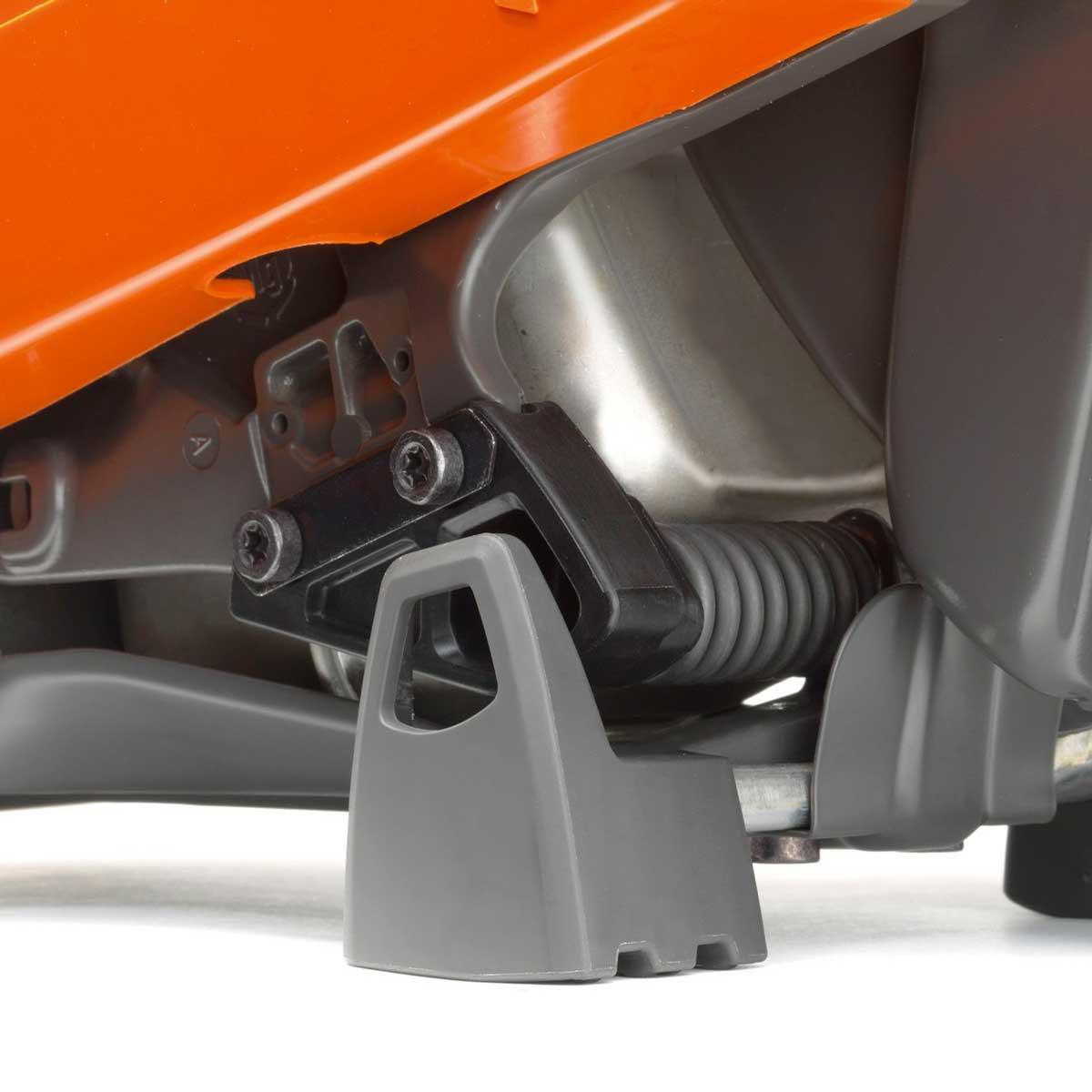 Husqvarna K760 II Power cutter feet