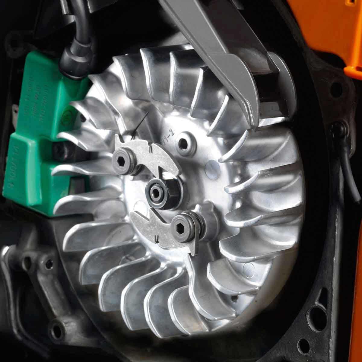 Husqvarna power cutter flywheel