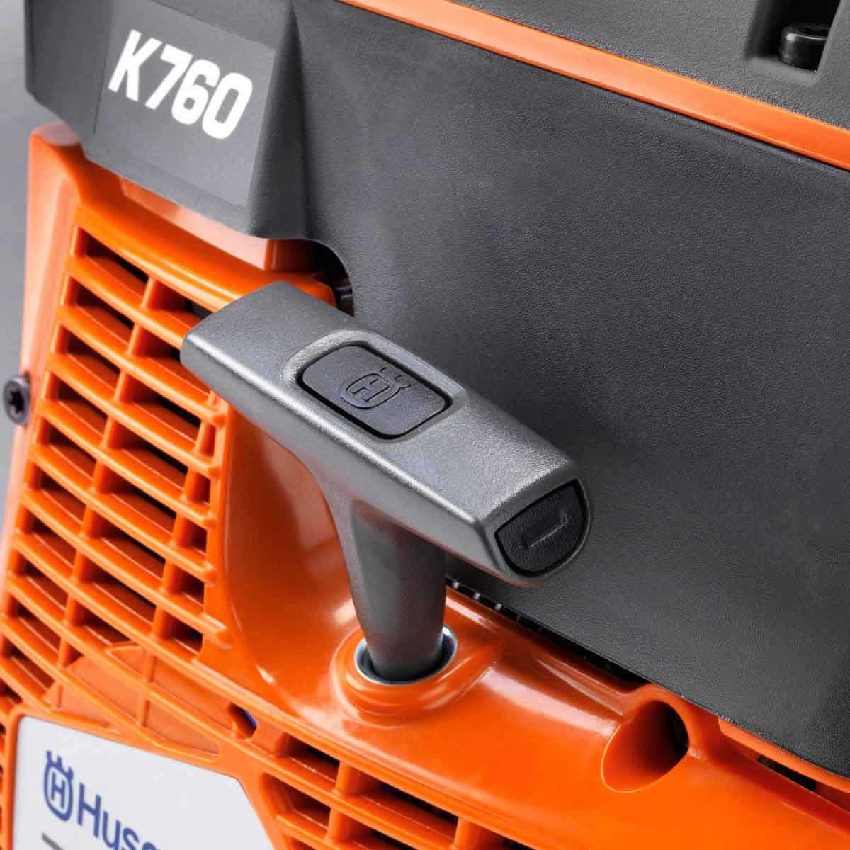 Husqvarna K760 Power cutter pull