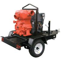 Multiquip 6 inch Pump W/ Deutz Diesel Engine