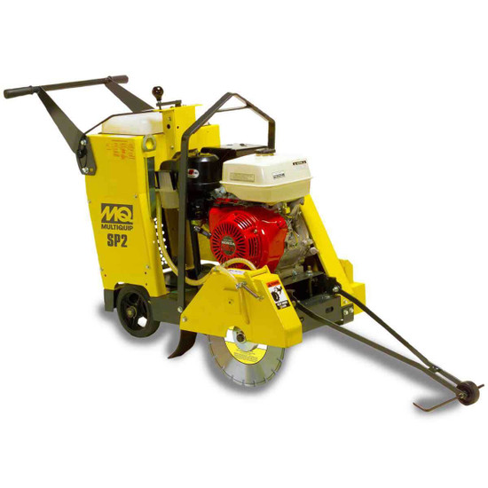 Multiquip Push Gasoline Floor Saw