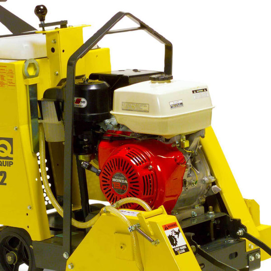 Multiquip Floor Saw honda motor
