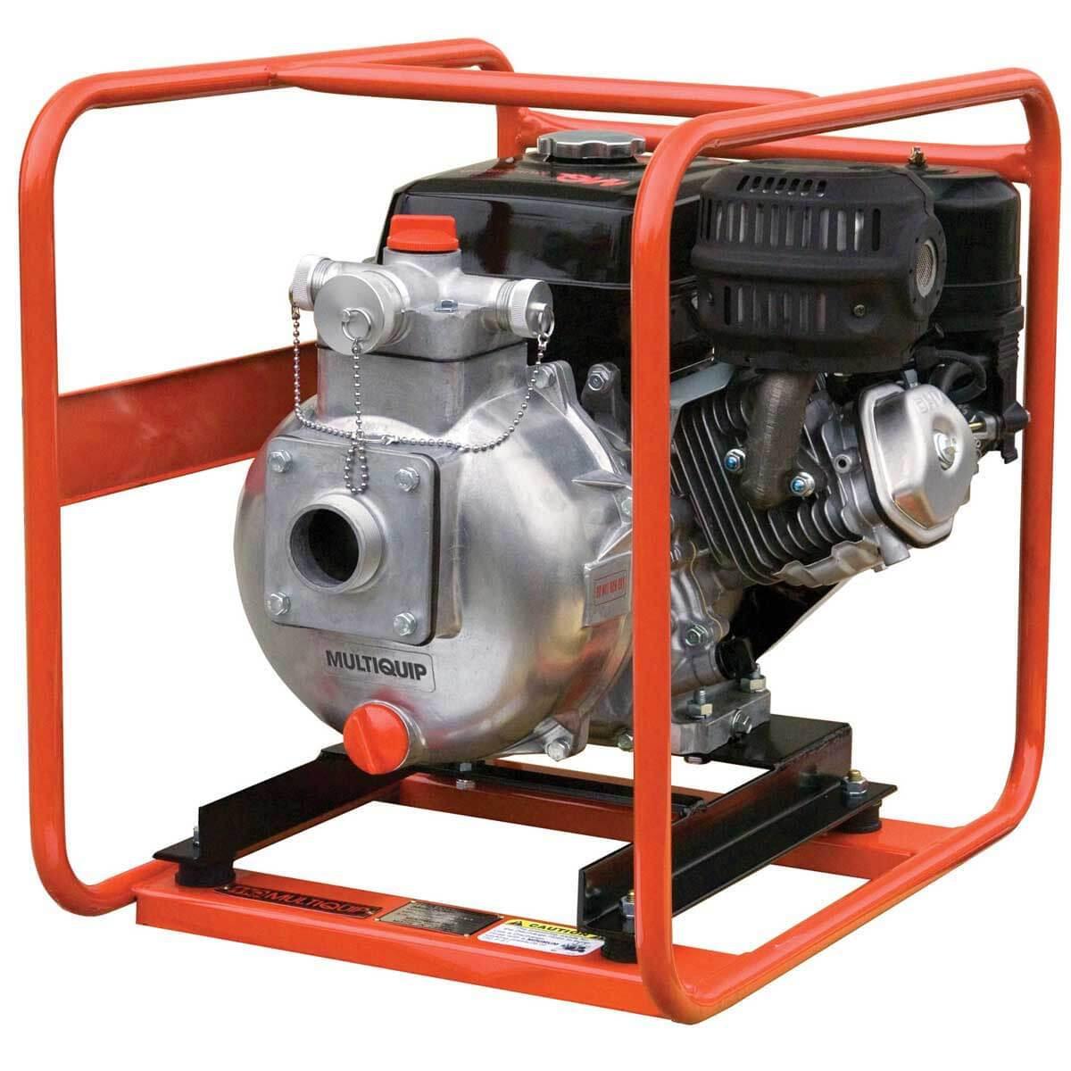 2 inch High Pressure Centrifugal Dewatering Pump QP205SH Multiquip