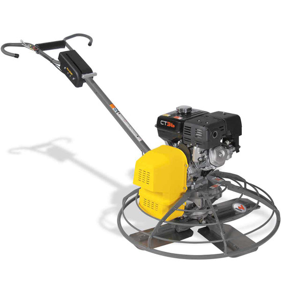 Wacker Neuson Walk Behind Power Trowel
