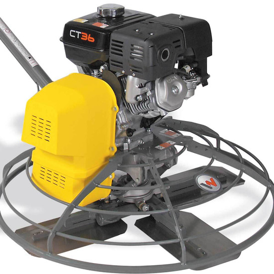 Wacker Neuson Power Trowel CT36