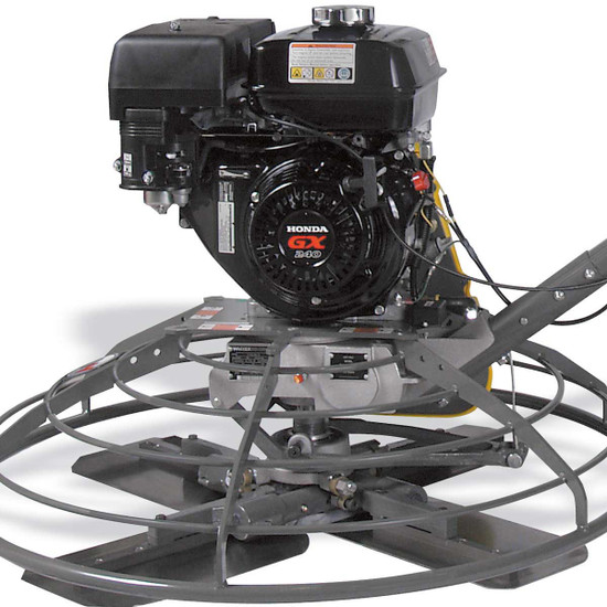 Wacker Neuson Power Trowels Powered by Honda GX240
