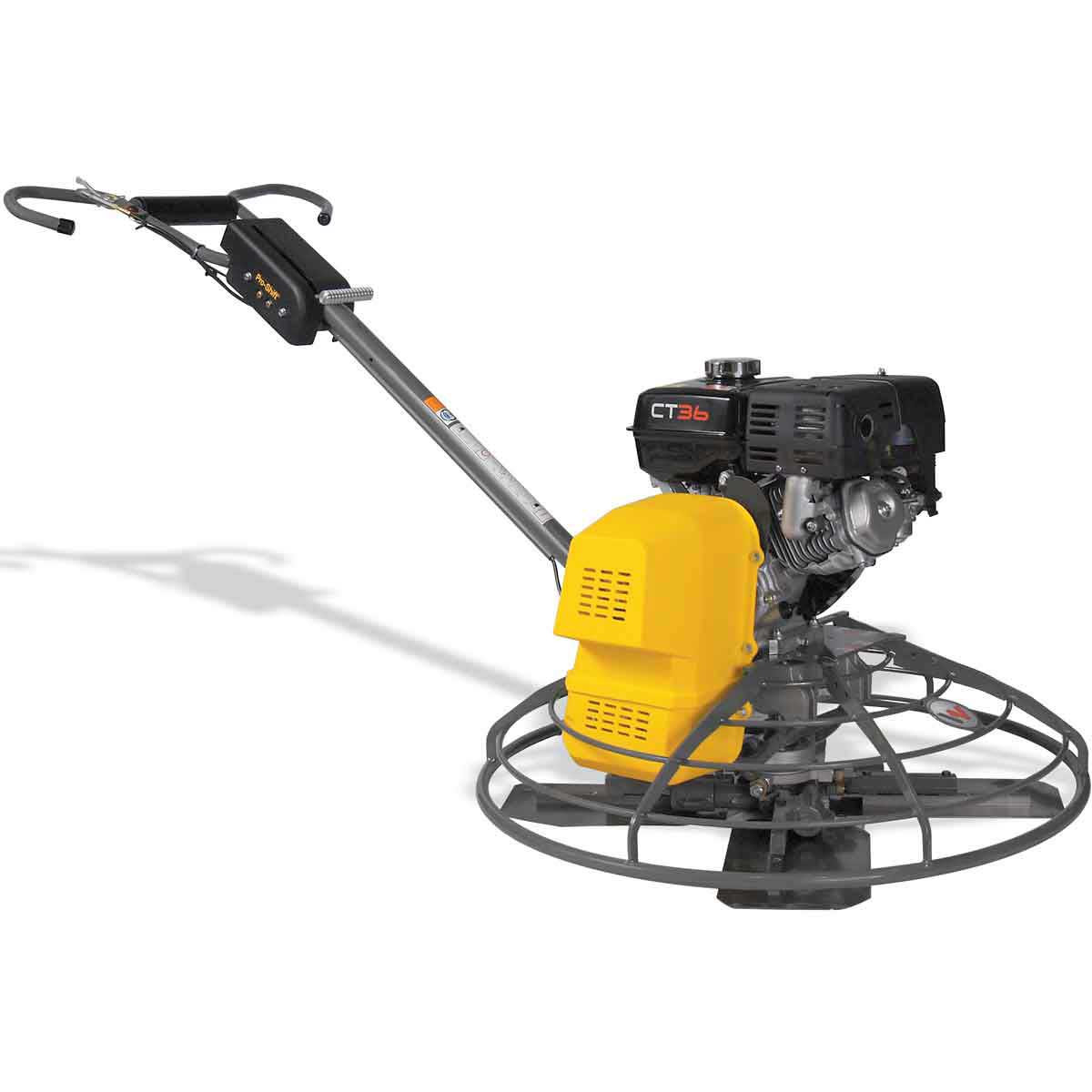 Wacker neuson concrete power trowel
