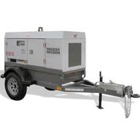 Wacker Neuson mobile generator