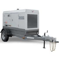 Wacker Neuson G 50, G 70 Mobile Generator John Deere