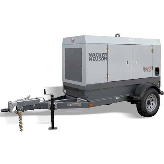 Wacker Neuson mobile generator g50 g70