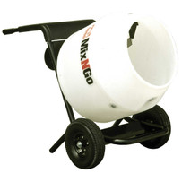 Multiquip Mix-N-Go Poly Drum Mixer