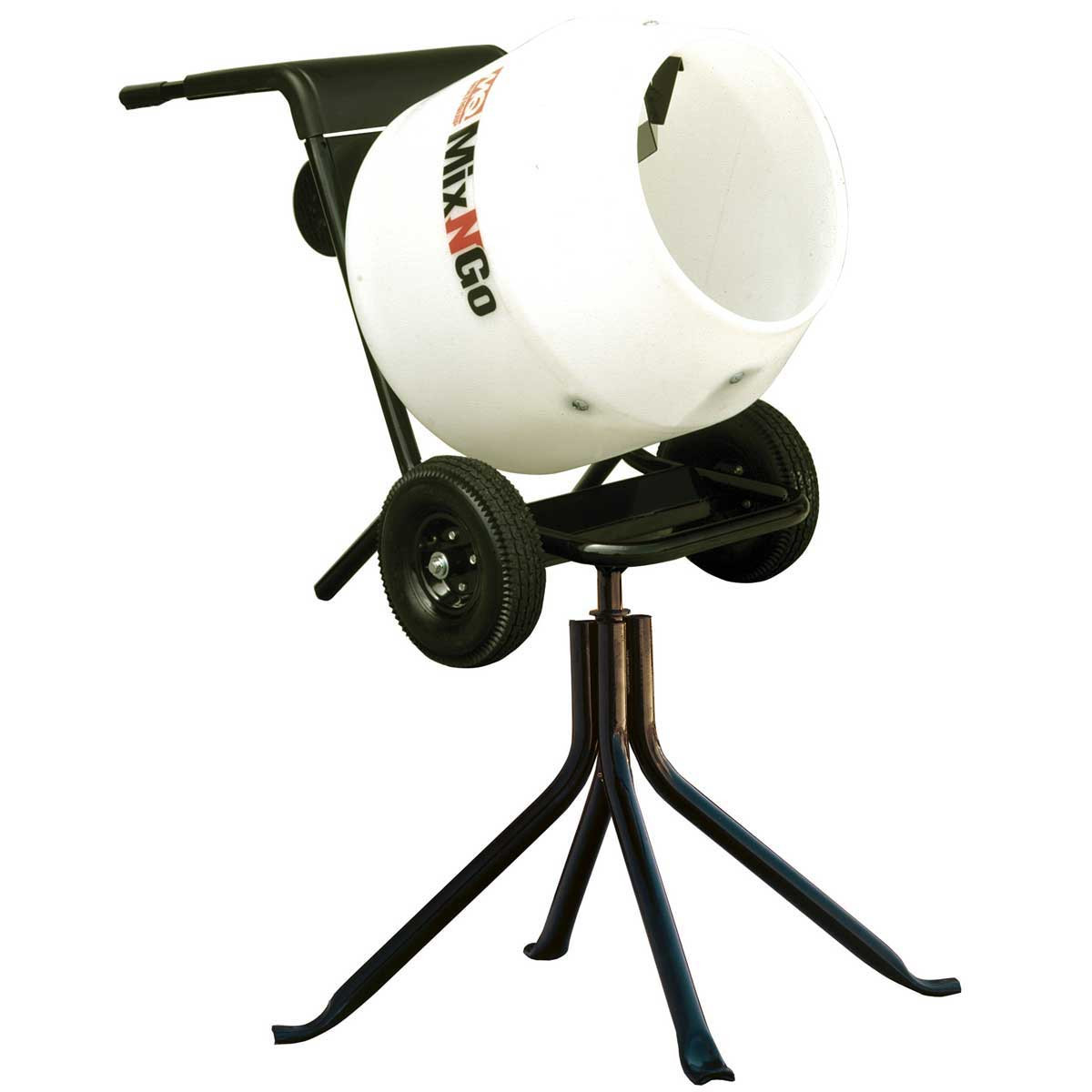 Multiquip Mix-N-Go Poly Drum stand