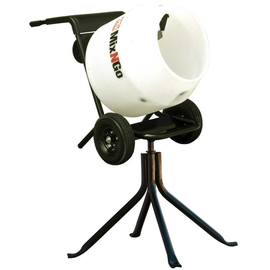 Concrete Mixer Poly Drum Stand