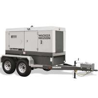 Wacker Neuson G 120 Mobile Generator John Deere