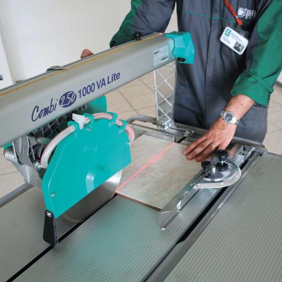 1188174 Imer Combi 250/1000VA Wet Saw laser