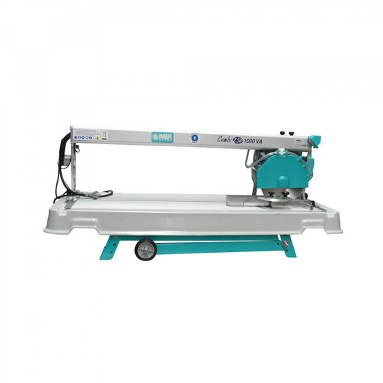 1188174 Imer Combi 250/1000VA Wet Saw with folded stand