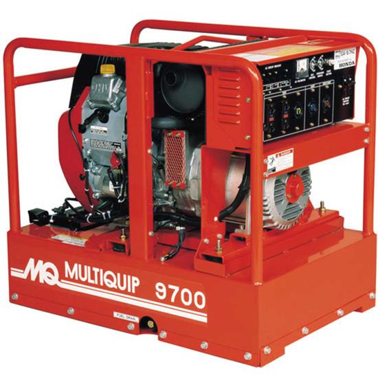 Multiquip GA97HE Generator