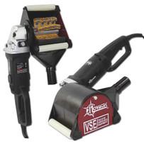 Novatek PPT 4 inch Electric Scarifier Complete Kit 139.0415
