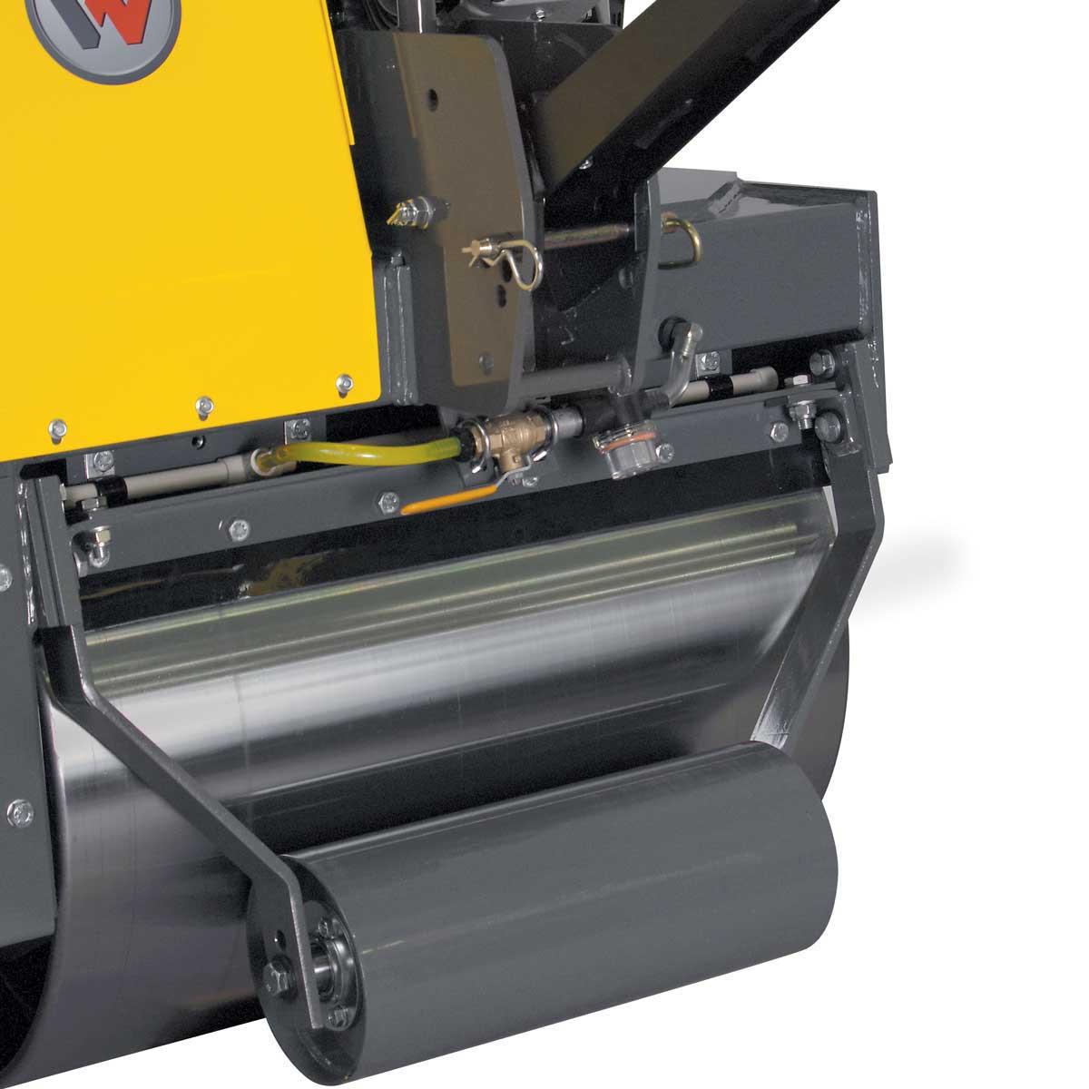 Wacker Neuson front roller