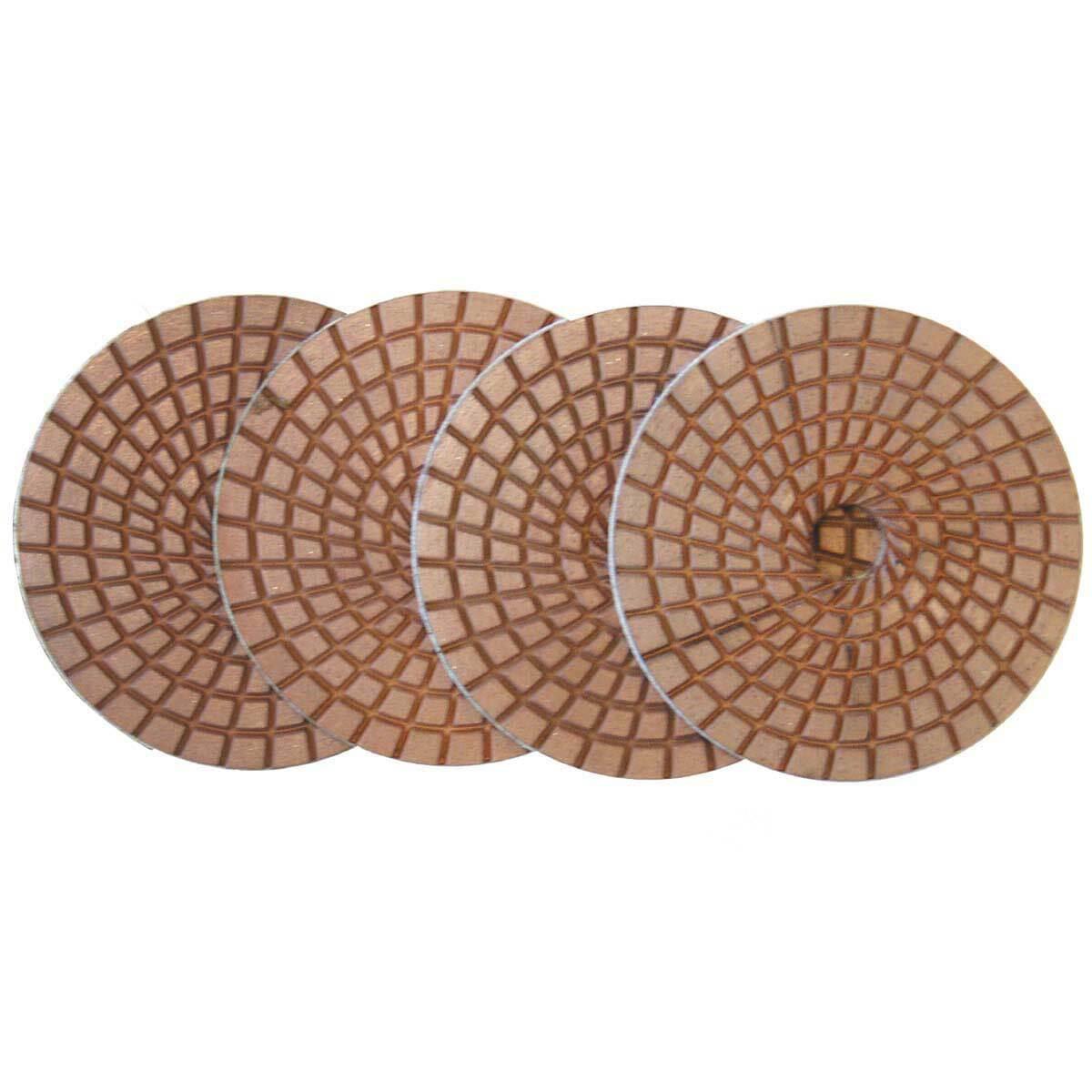 Diamant Boart 4 inch Copper Pads for Granite