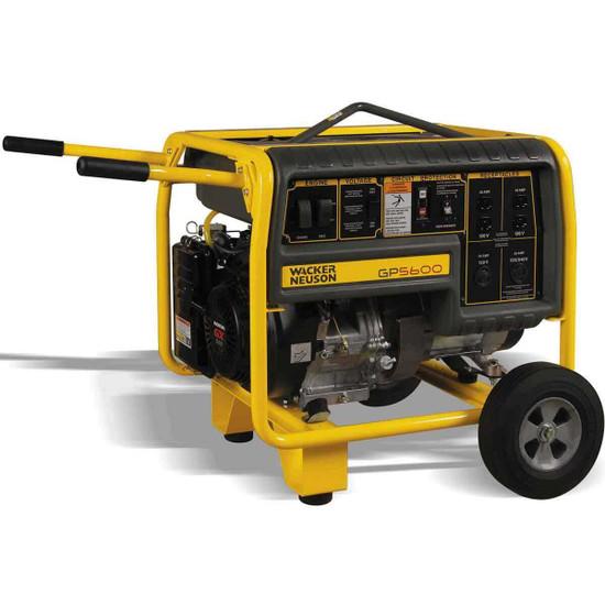 Wacker Wheel Kit for Generators