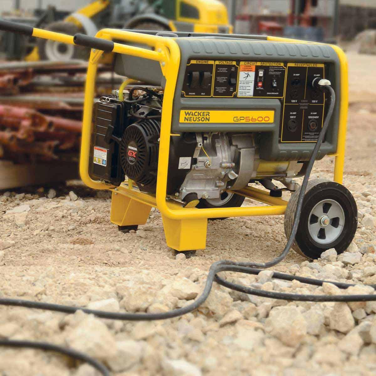 GP series portable generator kit
