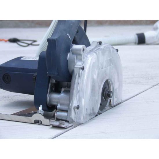 """Alpha Tools ECC-125 5"""" Ecocutter Cuts Stone"""