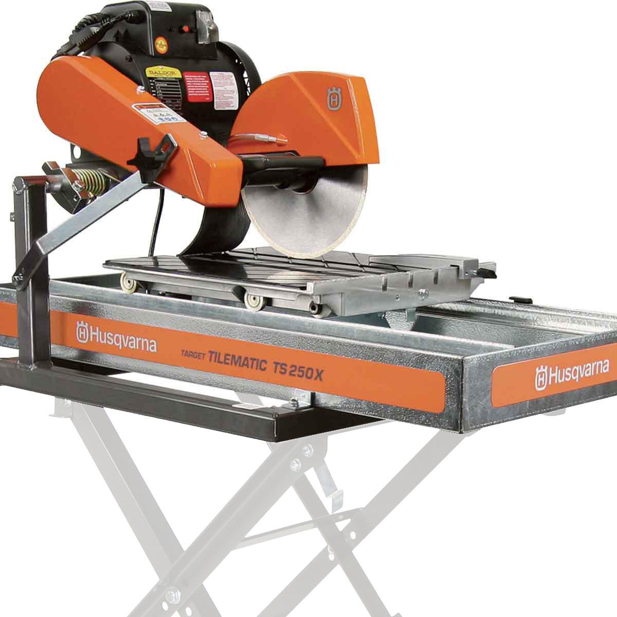 Husqvarna TS250X3 conveyor