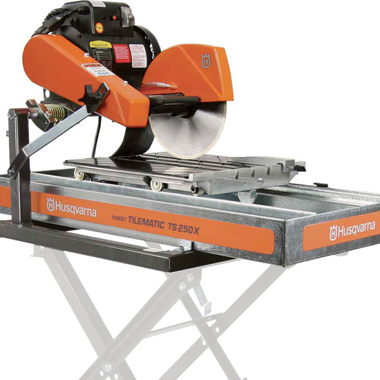 965154412 Husqvarna Tilematic Ts250x3ss With Stainless Steel Pan