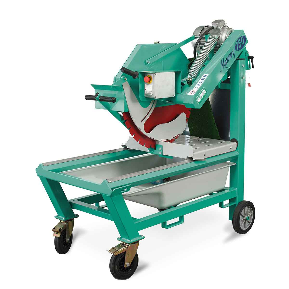 Imer 750 masonry block paver saw
