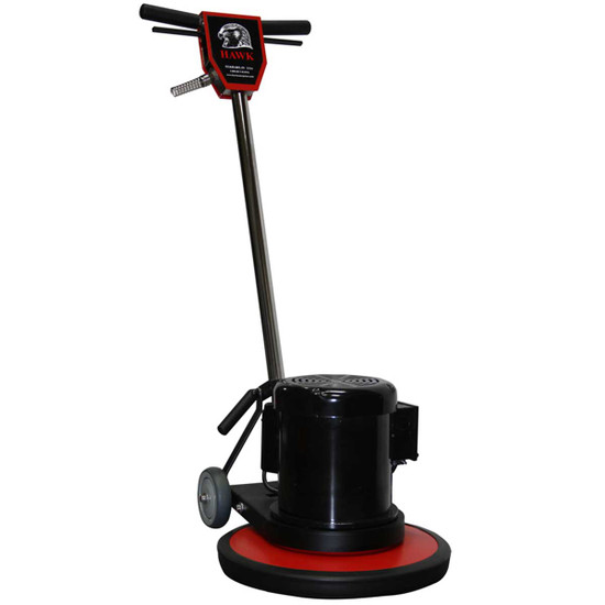 hawk brute 17 inch floor machine