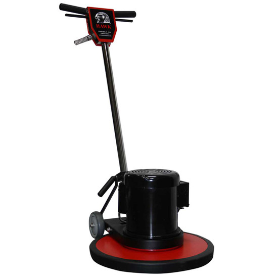 hawk brute 20 inch floor machine