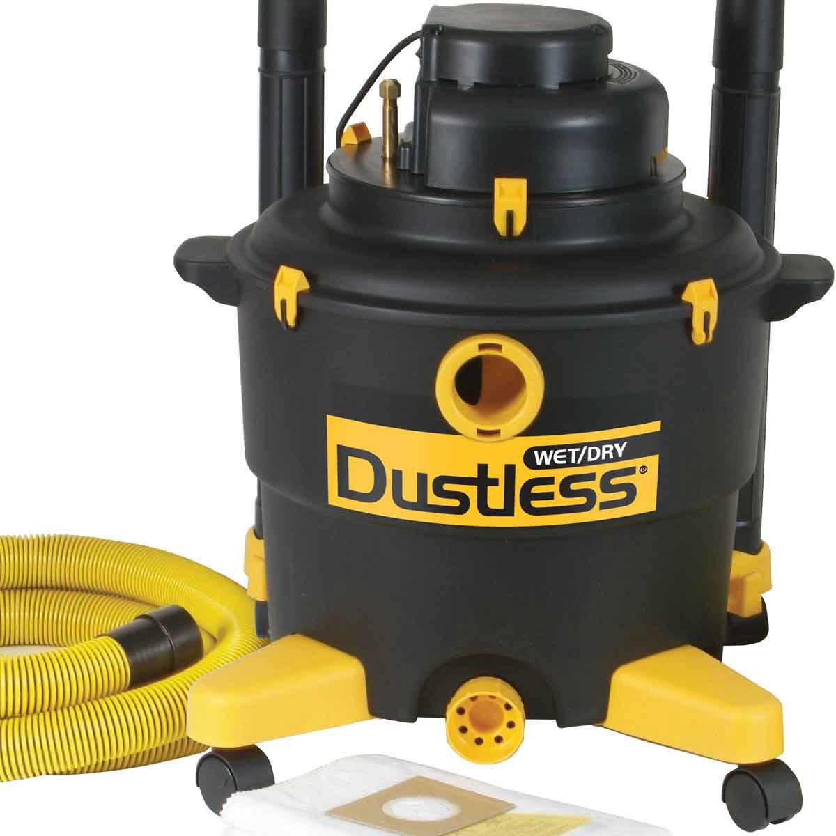 Diteq Dustless Wet Dry Vacuum